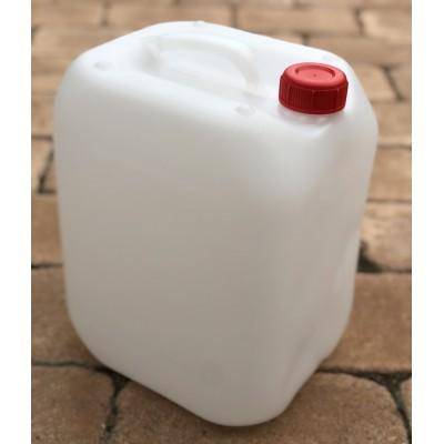 Canistra 10 litri cu capac etans si maner pentru motorina, benzina