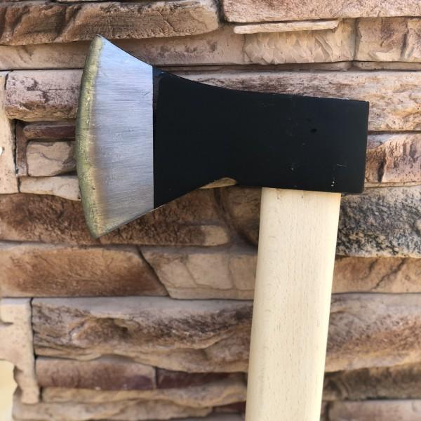 topor despicat 1,5 kg cu coada de lemn