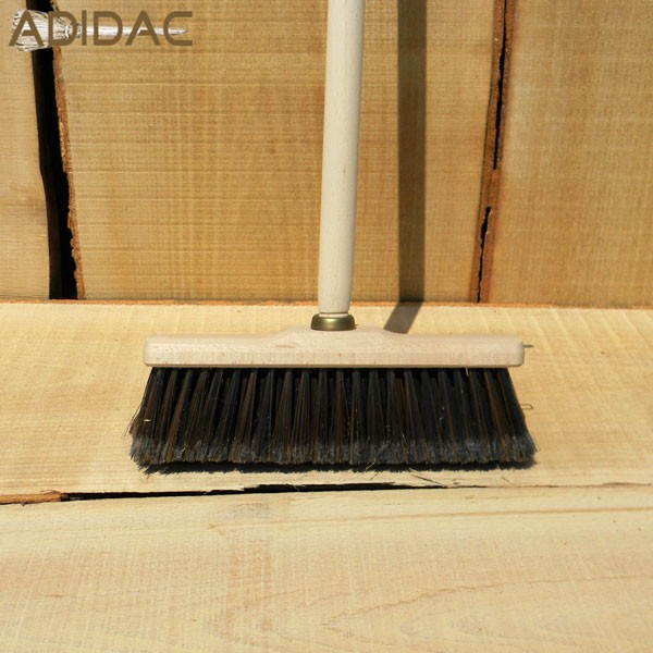 Matura plastic, coada de lemn, Adidac